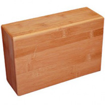 Yoga Bamboo Block